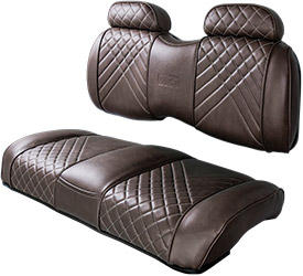 Brown Front High Back Seat sm