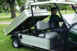 Electric Bed Lift Carryall Golf