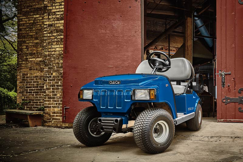 Our Carryall 100 comes in at a cheap utility vehicle price with maximum value