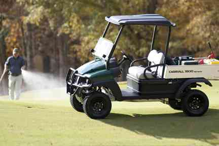 Carryall 1500 2WD gas utility vehicle from Club Car