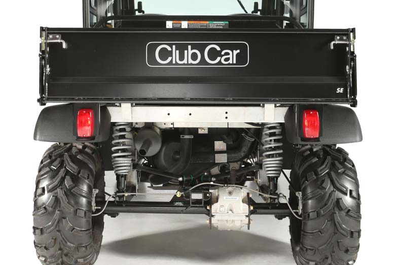 Carryall 1500 Rear Suspension