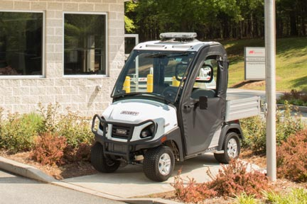 Carryall 300 electric UTV | small vehicle