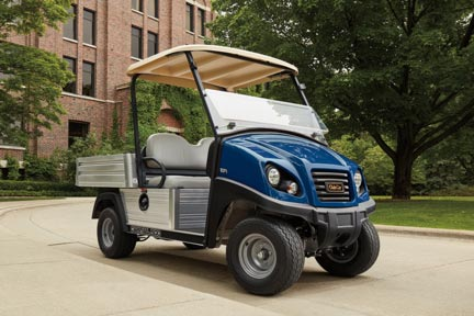 Carryall 500 gas or electric UTV