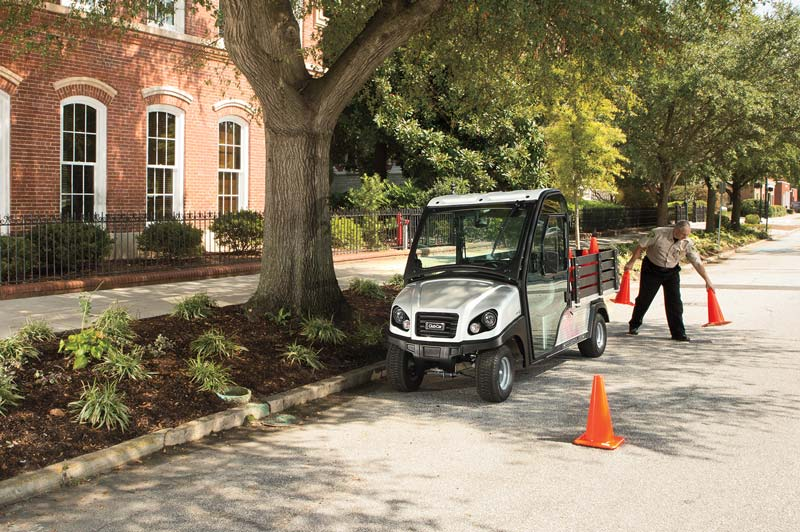 Street legal utv for resorts, campuses, and work sites.