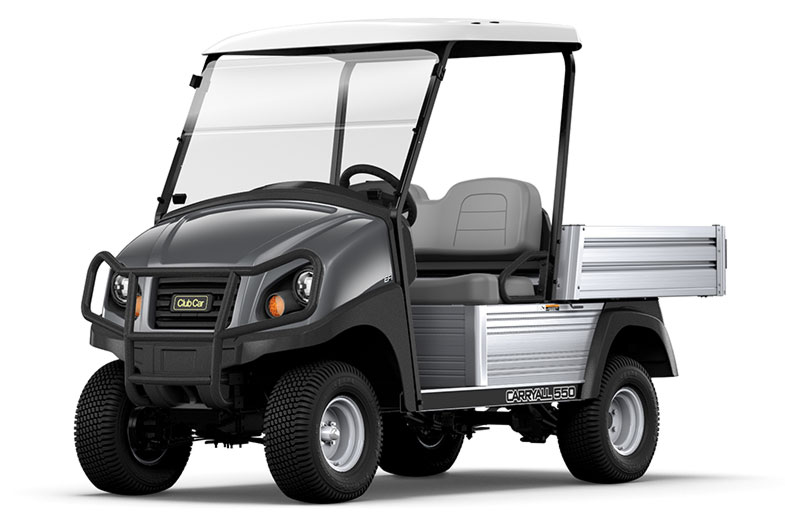Carryall 550 gas or electric utility vehicle