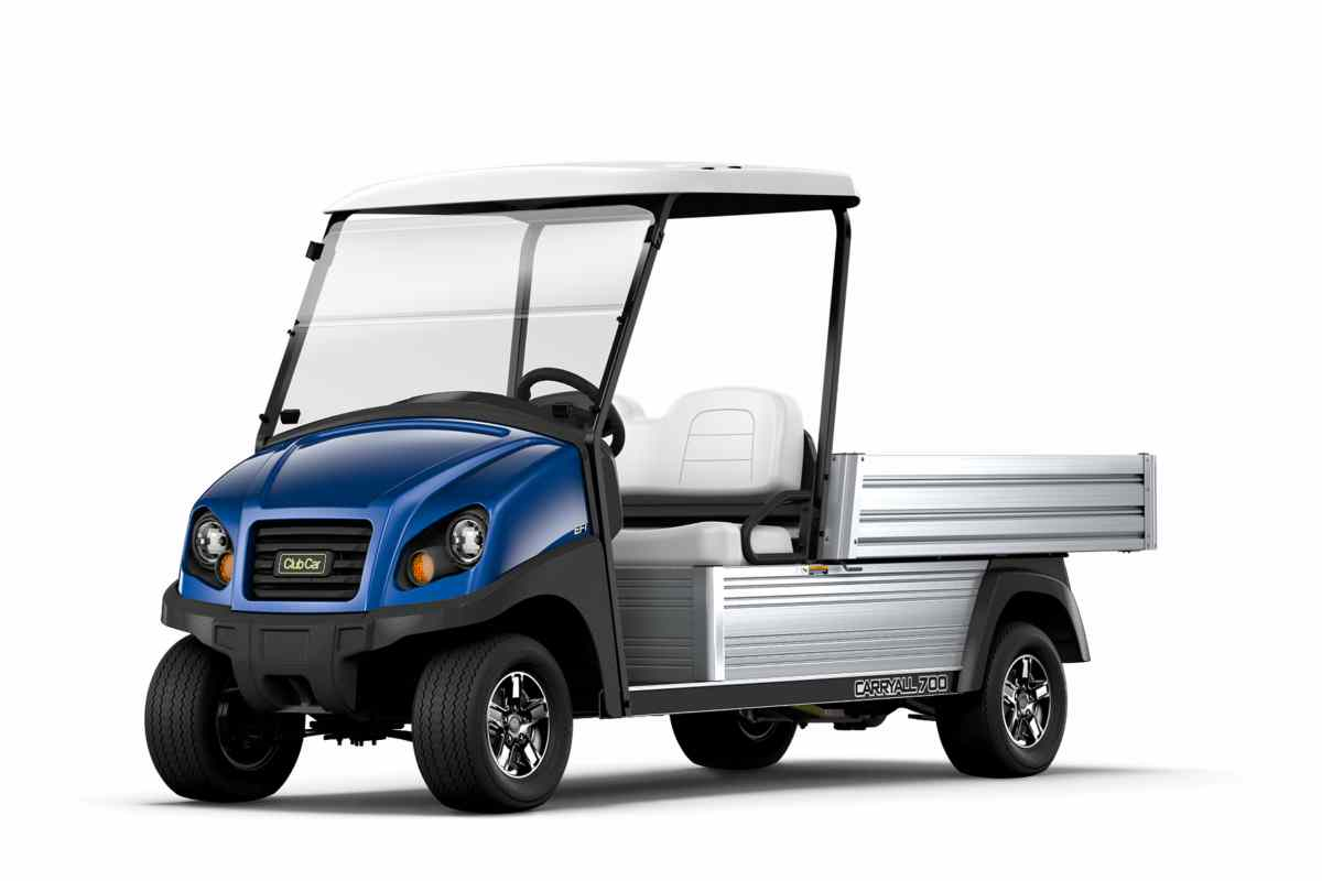 Club Car Carryall UTVs and golf carts
