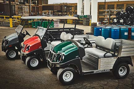 4x2 commercial utility vehicles