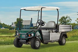Golf course utility vehicle Carryall 502 turf 263x175