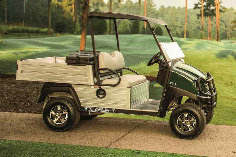Club Car fleet golf carts are known throughout the world, as are our turf utility vehicles