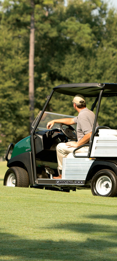Carryall 300 Turf Utility Vehicle
