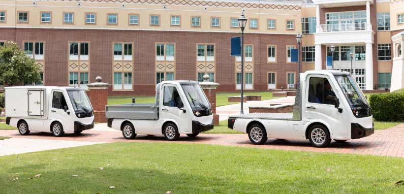 411 electric truck bed configurations