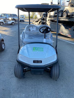 Tempo lithium ion golf cart at Indian Hills