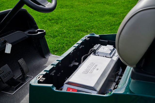 Tempo Lithium Ion battery for electric golf carts
