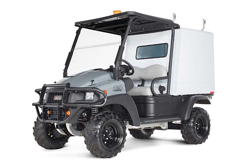 custom utility vehicle (UTV) with van box