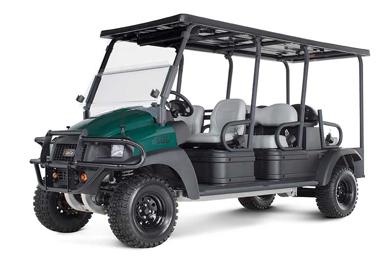 custom six passenger utility vehicle (UTV)