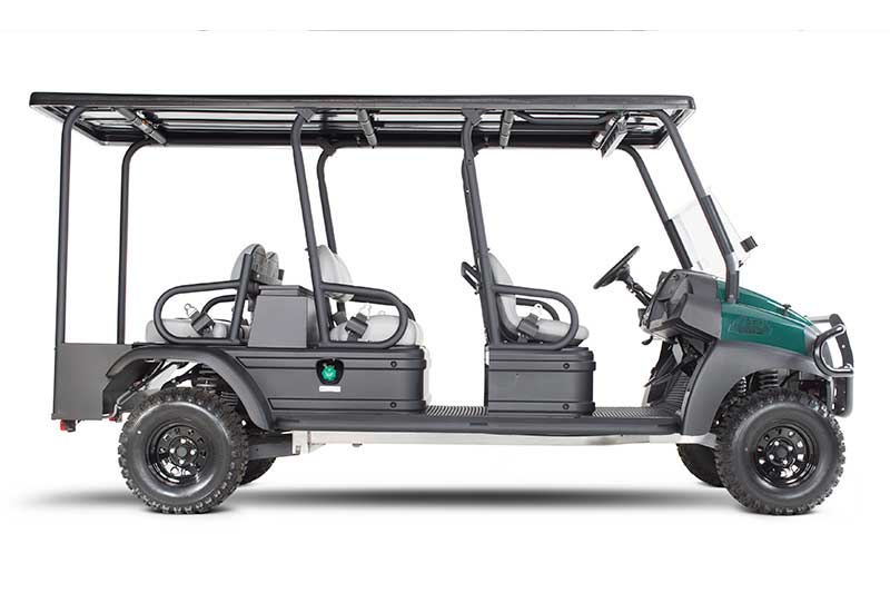Custom Solutions Carryall 1700 6 Passenger utility vehicle PP
