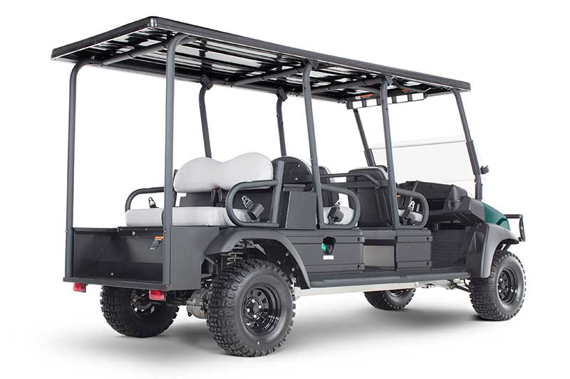 Custom Solutions Carryall 1700 6 Passenger utility vehicle PR