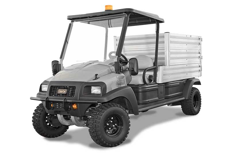 custom utility vehicle (UTV) for landscaping