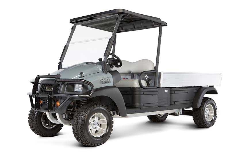 custom utility vehicle (UTV) with long bed