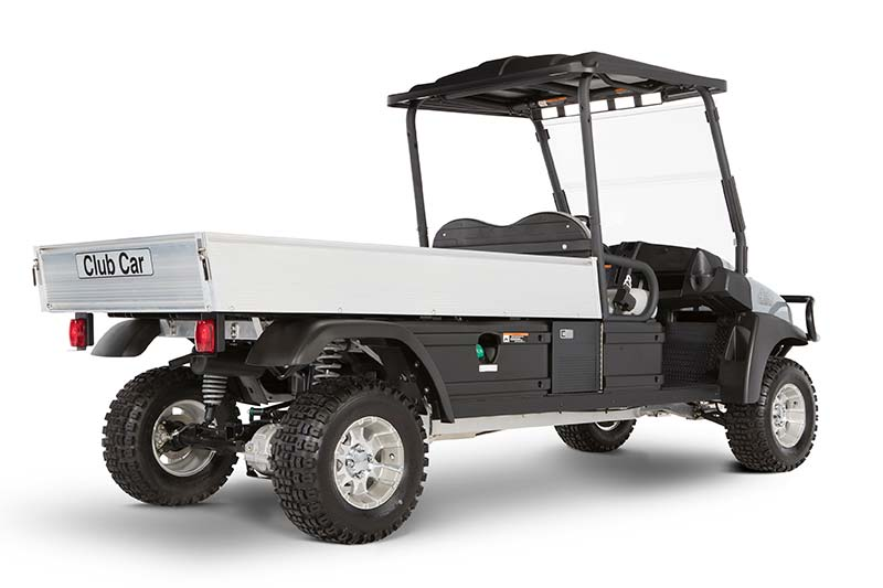 Custom Solutions Carryall 1700 utility vehicle with long bed PR