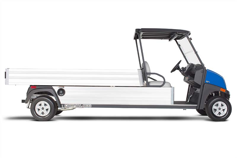 Custom Solutions Carryall 900 grounds maintenance vehicle with extra long bed PP