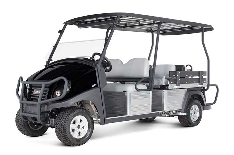 custom 6 passenger UTV with fold out seats