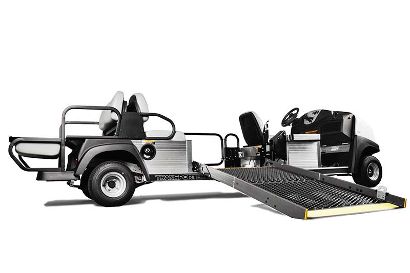 Custom Solutions Carryall transporter XL ADA utility vehicle PP