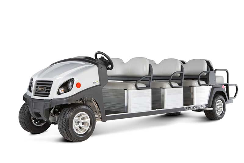 custom 8 passenger utility vehicle (UTV)