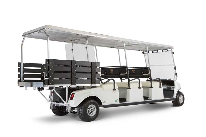 Custom Solutions Villager 8 bell service vehicle PR