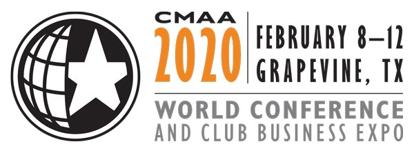 CMAA conference logo