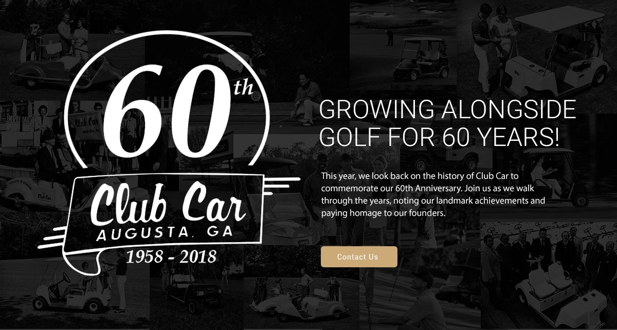 Growing Alongside Golf for 60 Years