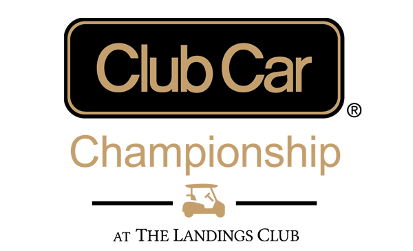 Club Car Championship Golf Tournament Logo FC
