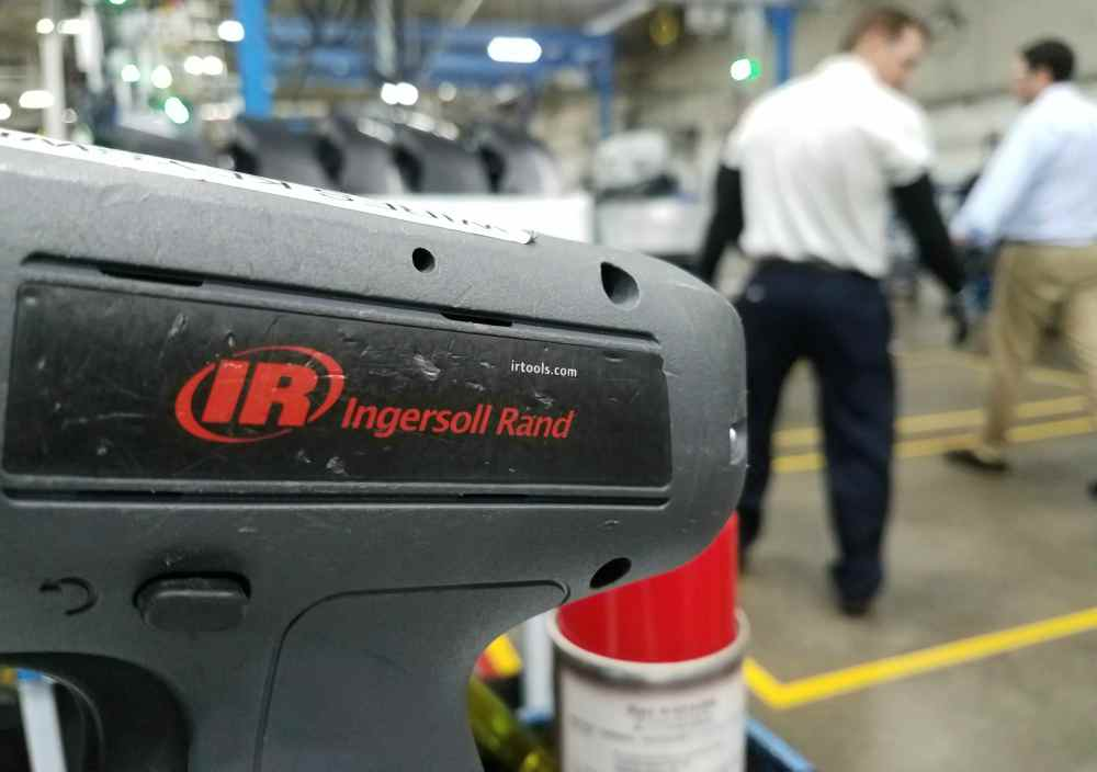 Club Car is a division of Ingersoll Rand
