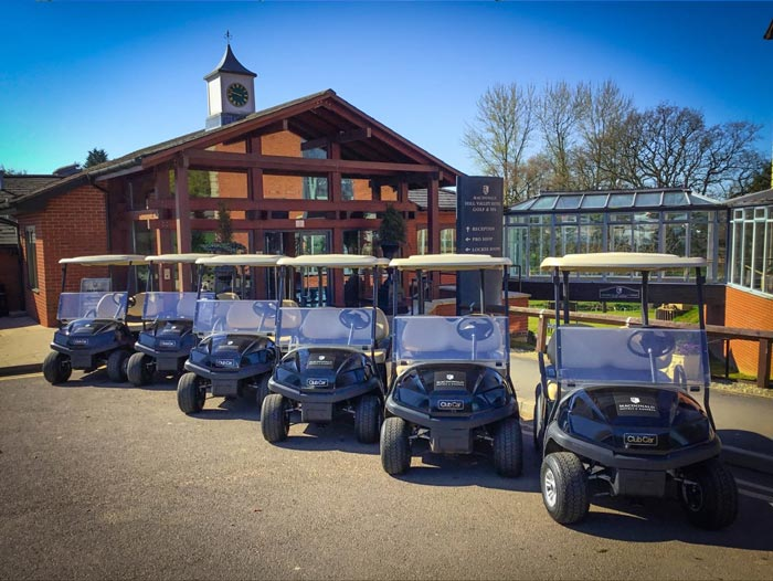 Tempo Fleet installed at MacDonald Hill Valley Resort