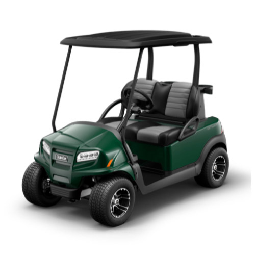 2 Passenger Onward Golf Cart Metallic Jade Green