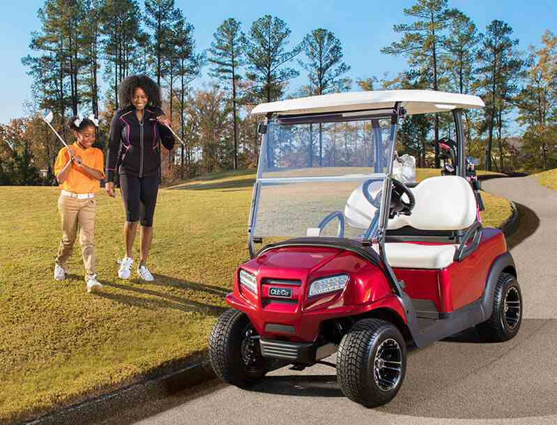 Club Car safety