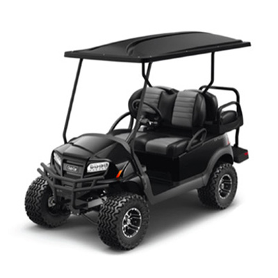 Onward Lithium golf cart color switch black