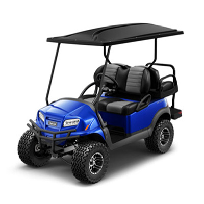 Onward Lithium golf cart color switch blue