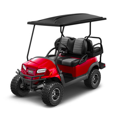 Onward Lithium golf cart color switch red