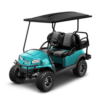 Onward Lithium golf cart color switch teal