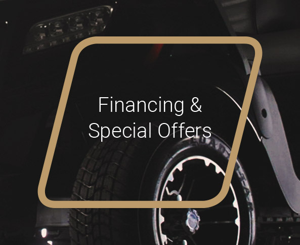 Golf cart financing offers