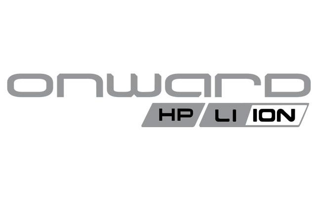Onward Lithium golf cart logo