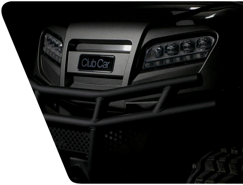 Onward Lithium golf cart Front Grill