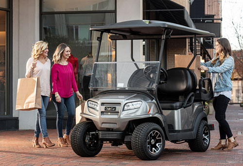 Club Car parts and accessories for personal-use vehicles