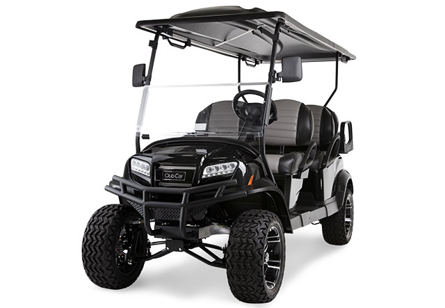 Onward Electric golf cart lifted 6 passenger DF