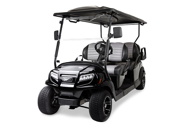 Onward Electric golf cart non lifted 6 passenger DF