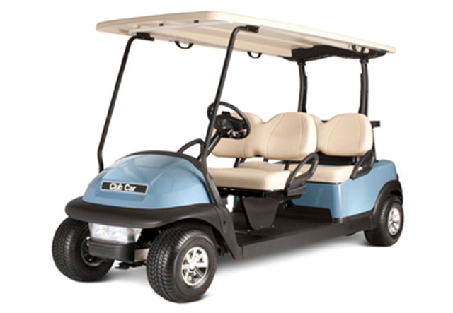stretch golf cart