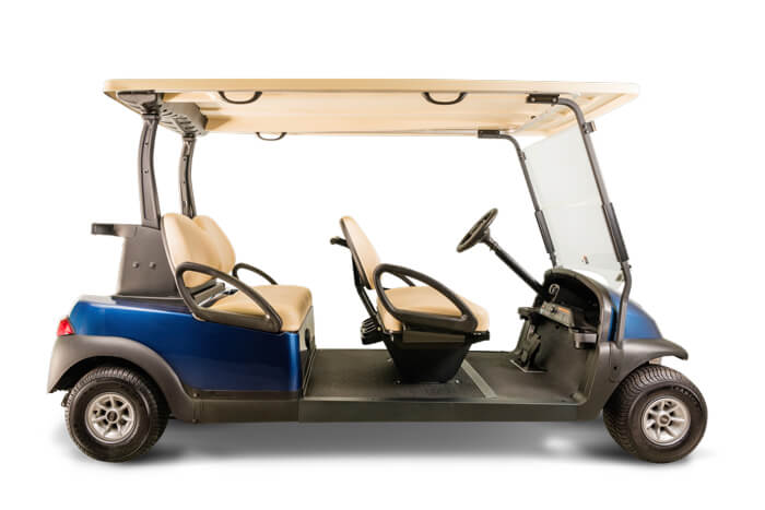 Precedent Stretch used golf cart