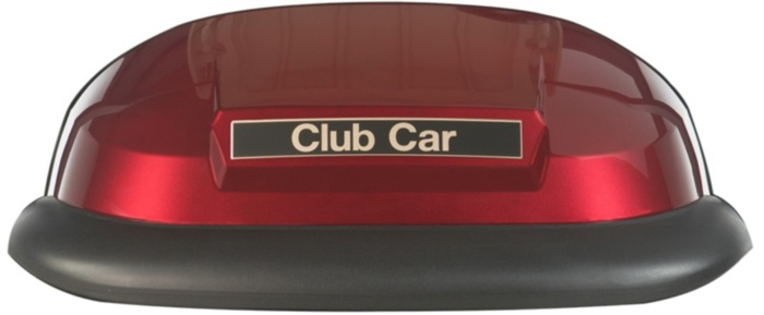 Panel de carrocería del carro de golf Club Car Precedent Metallic Candy Apple Red