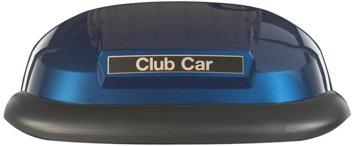 metallic dark blue sapphire golf cart color